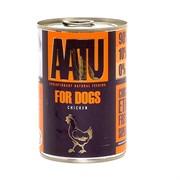 AATU консервы для взрослых собак с курицей, AATU CHICKEN