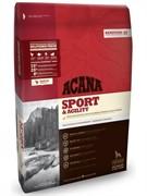 ACANA Heritage Acana Sport & Agility Акана спорт энд аджилити для активных собак  (17 кг)