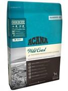 ACANA Wild Coast АКАНА ВАЙЛД КОУСТ корм для собак всех пород и возрастов с рыбой CLASSIC (17 кг)