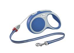 FLEXI рулетка-трос для собак до 12кг, 8м,   (Vario S cord 8m )