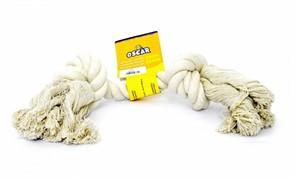 Игрушка для собак Белый канат 50 см