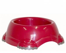 Moderna Миска нескользящая Smarty, 315мл, красная