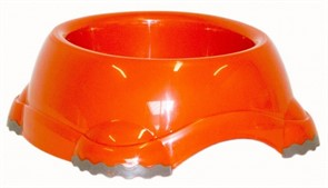 Moderna Миска нескользящая Smarty, 315мл, оранжевая