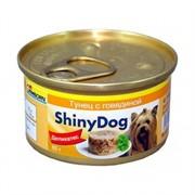 Gimborn Shiny Dog тунец/говядина 85 г