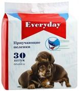 EVERYDAY пеленки гелевые 30шт 60*60см