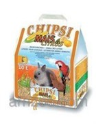 Chipsi Mais Citrus Наполнитель кукурузный ароматизированный 10л*4,6кг