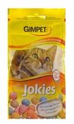 Gimpet Джимпет  Jokies Витамины-шарики д/кошек 400шт