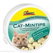 Gimpet  Джимпет  Витамины д/кошек с кошачьей мятой 90шт