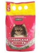 Сибирская кошка Комфорт: Впитывающий наполнитель