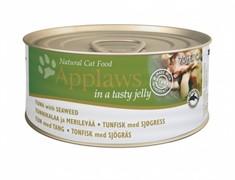 APPLAWS Кусочки в желе для Кошек с Тунцом и Морской капустой (Jelly Tuna & Seaweed) 1038CE-A