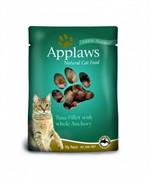 APPLAWS Паучи для Кошек с Тунцом и Анчоусами (Cat Tuna & Anchovy pouch) 8006