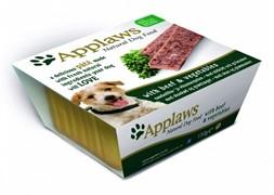APPLAWS Паштет для Собак с Говядиной и овощами (Dog Pate with Beef & vegetables)