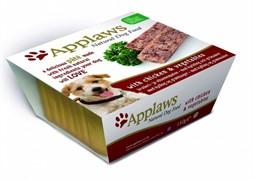 APPLAWS Паштет для Собак с Курицей и овощами (Dog Pate with Chicken & vegetables)