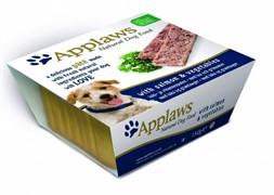 APPLAWS Паштет для Собак с Лососем и овощами (Dog Pate with Salmon & vegetables) 6254CE-A