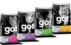 Скидка 15% на корма Go для кошек