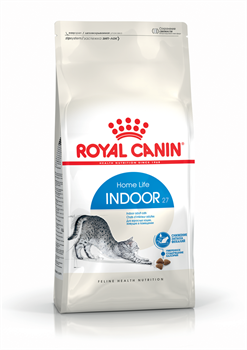 ROYAL CANIN (Роял Канин) Для домашних кошек c нормальным весом (1-7 лет), Indoor 27 - фото 11265