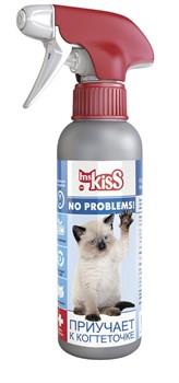 Мисс Кисс Спрей д/кошек Приучает к когтеточке 200мл - фото 12047