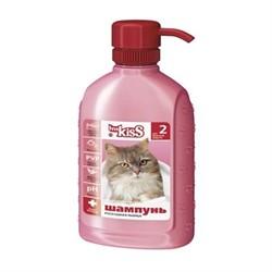 Мисс Кисс Шампунь №2 Роскошная львица д/длинношерстных кошек 200мл - фото 12059