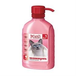 Мисс Кисс Шампунь №1 Изящная пантера д/короткошерстных кошек 200мл - фото 12062