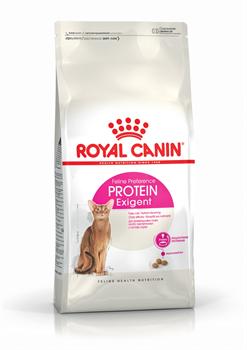 Royal Canin сухой корм для кошек приверед к составу (1 12 лет), Exigent 42 Protein Preference (10 кг) - фото 12489
