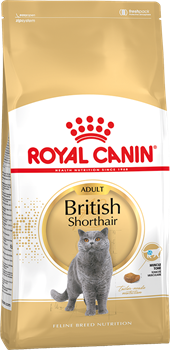 Royal Canin сухой корм для британских короткошерстных кошек (1 10 лет), British Shorthair (10 кг) - фото 12785