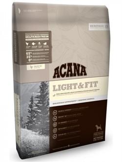 ACANA Light & Fit сух.корм для собак Облегченный - фото 13324