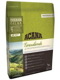 ACANA Grasslands Dog корм беззерновой для собак Ягненок - фото 13329