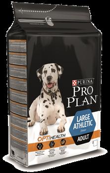 PRO PLAN® OPTIHEALTH® для взрослых собак крупных пород атлетического телосложения (14 кг) - фото 13936