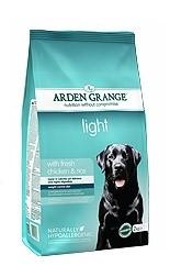 Arden Grange  Корм сухой для взрослых собак, диетический (низкокалорийный) AG Adult Dog Light  (12 кг) - фото 14174