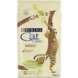 CAT CHOW Пурина Кет Чау Эдалт утка (15 кг) - фото 14259