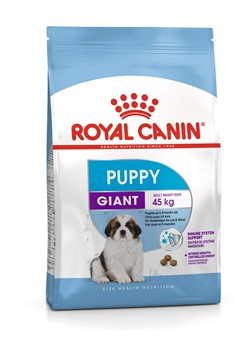 Royal Canin сухой корм  для щенков гигантских пород 2 8 мес., Giant Puppy 34 (15 кг) - фото 14601
