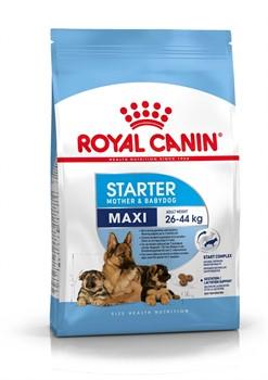 Royal Canin сухой корм для щенков крупных пород 3 нед. 2 мес., беременных и кормящих сук, Maxi Starter (15 кг) - фото 14609