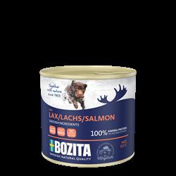 BOZITA Salmon, мясной паштет с ЛОСОСЕМ - фото 15071