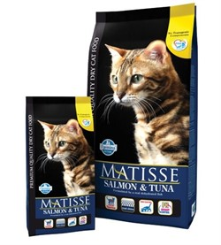 FARMINA Matisse Salmon & Tuna для взрослых кошек с лососем и тунцом (20 кг) - фото 15820