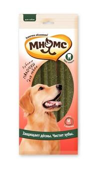 Мнямс Зубные палочки для собак размер M, 3 шт. х 65 г, 17,5 см - фото 16337