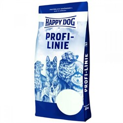 HAPPY DOG корм для собак  Профи Эдалт мини 18кг - фото 17205