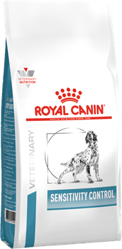 ROYAL CANIN ветеринарный для собак с пищевой непереносимостью на утке, Sensitivity SC21 (14 кг) - фото 23831