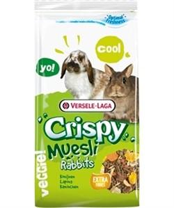 VERSELE-LAGA  Crispy Muesli Rabbits Корм для кроликов - фото 26274