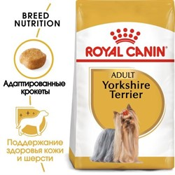 ROYAL CANIN (Роял Канин) Для взрослого йоркширкого терьера с 10 мес., Yorkshire Terrier 28 - фото 26696