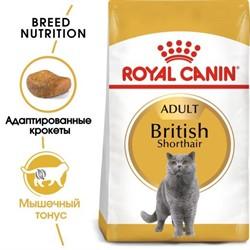 Royal Canin сухой корм для британских короткошерстных кошек (1 10 лет), British Shorthair (10 кг) - фото 26699