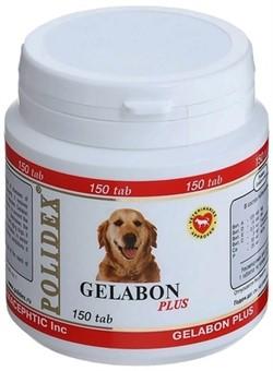 POLIDEX д/собак Гелабон плюс 150 тб. - фото 26865