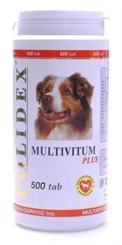 POLIDEX д/собак Мультивитум плюс 500 тб. - фото 26872
