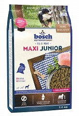 Bosch Maxi Junior сухой корм для щенков 15 кг - фото 27554