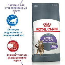 Royal Canin Appetite Control Care - фото 28687
