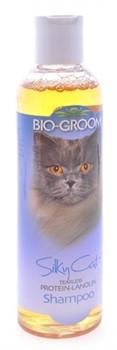 BIO-GROOM Шампунь для Кошек Протеин/Ланолин (Silky Cat Shampoo), 1:4 236 г - фото 30044