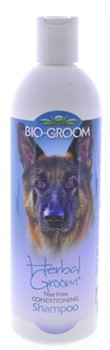 Biogroom Шампунь Травяной 1 к 4 (Herbal Groom Shampoo) 355 гр - фото 30045