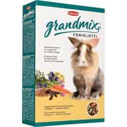 PADOVAN Padovan для кроликов, Grandmix Coniglietti 850г - фото 30876