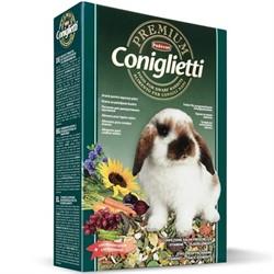 Padovan корм для кроликов и молодняка, Premium Coniglietti - фото 30879