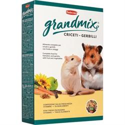 Padovan для хомяков и мышей, Grandmix Criceti 400г - фото 30880