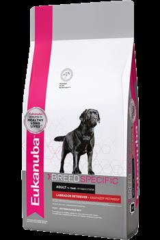 Сухой корм Eukanuba Dog DNA для взрослых собак породы лабрадор-ретривер (10 кг) - фото 34834